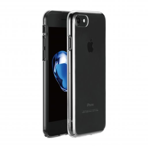 iPhone 8 Handyhülle Just Mobile TENC Case - Transparent