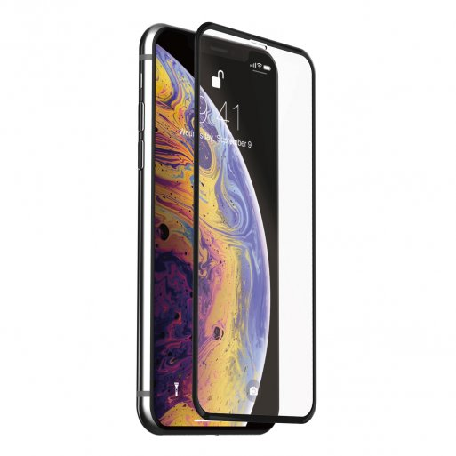 iPhone XS Max Schutzfolie Just Mobile Xkin 3D - Transparent