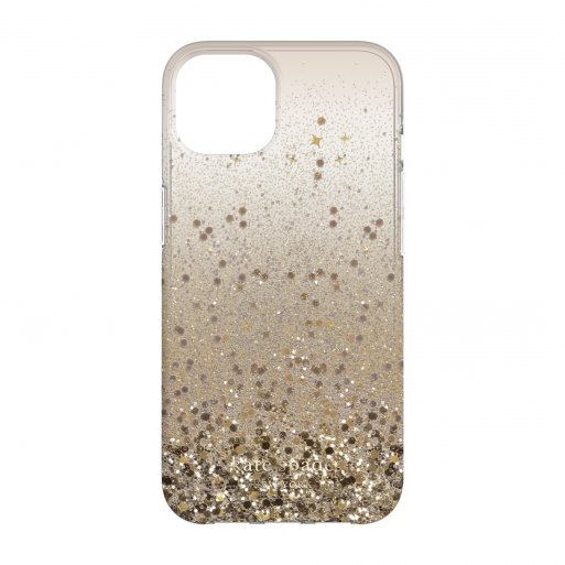 iPhone 13 Handyhülle Kate Spade New York Protective Hardshell Case - Gold