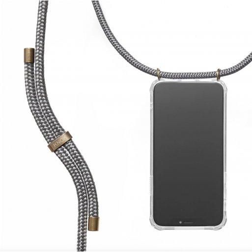 iPhone 13 Handyhülle Knok iPhone Necklace - Grau