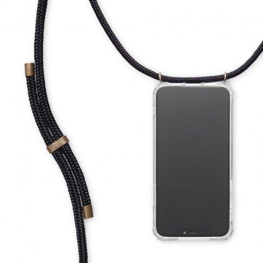 iPhone 11 Pro Max Handyhülle Knok iPhone Necklace - Schwarz