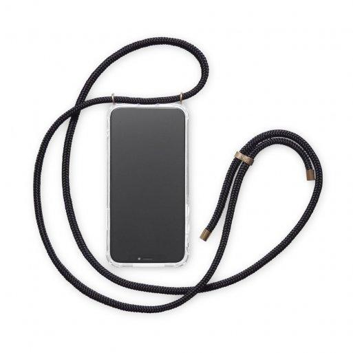 iPhone 12 mini Handyhülle Knok iPhone Necklace - Schwarz