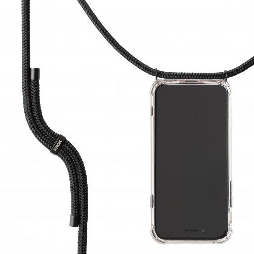 iPhone 13 Pro Max Handyhülle Knok iPhone Necklace - Schwarz