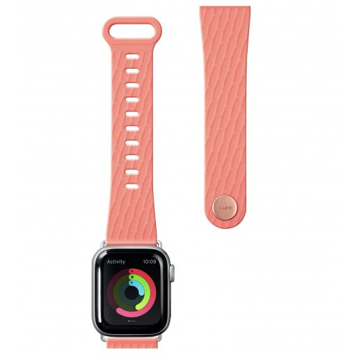 Apple Watch 5 40mm Armband LAUT ACTIVE 2.0 Armband 38/40mm - Rosa