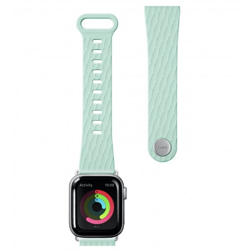Apple Watch 5 44mm Armband LAUT ACTIVE 2.0 Armband 42/44mm - Türkis