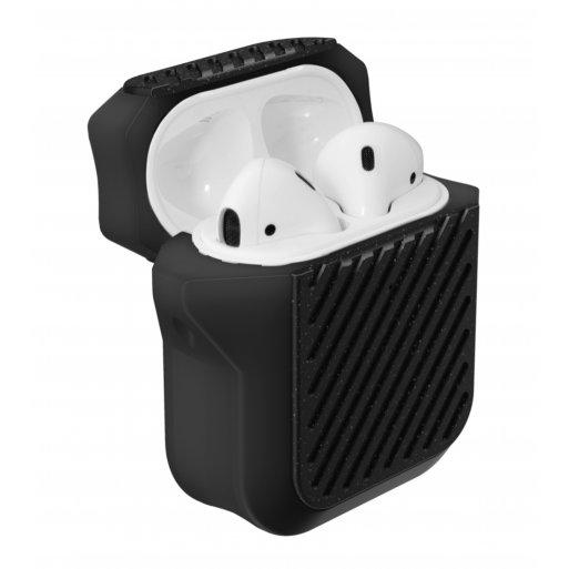AirPods (1. & 2.Gen.) Case LAUT Capsule für Apple AirPods - Schwarz