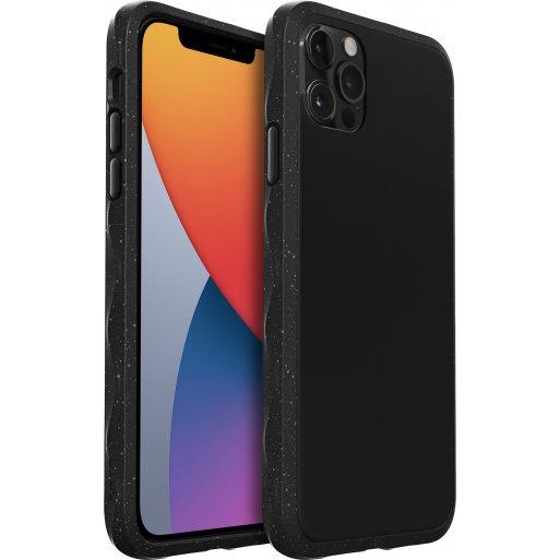 iPhone 12 Pro Handyhülle LAUT CRYSTAL MATTER IMPKT- Hardcase mit schlankem Profil & starkem Aufprallschutz bei Stürzen und Stössen für iPhone 12 & 12 Pro - Grau