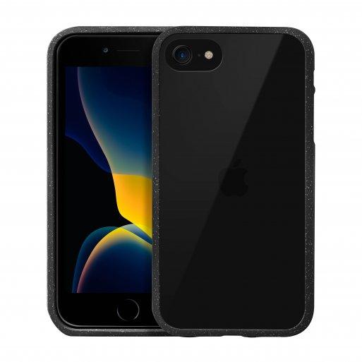iPhone 8 Handyhülle LAUT CRYSTAL MATTER IMPKT - Schwarz