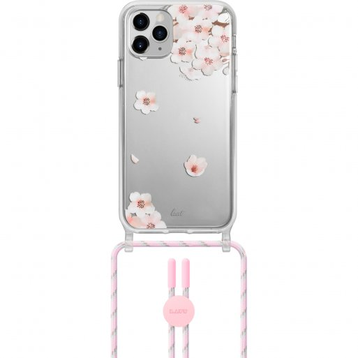 iPhone 12 Handyhülle LAUT CRYSTAL POP Necklace - Transparent