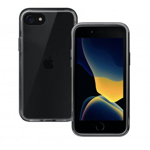iPhone 7 Handyhülle LAUT EXOFRAME - Schwarz