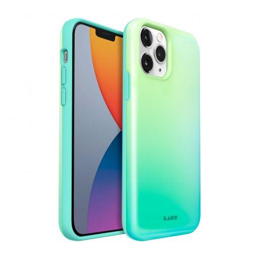 iPhone 12 mini Handyhülle LAUT HUEX FADE - Hellgrün