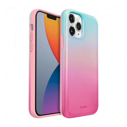 iPhone 12 Pro Handyhülle LAUT HUEX FADE - Mehrfarbig