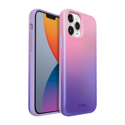 iPhone 12 mini Handyhülle LAUT HUEX FADE - Purple