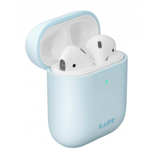 AirPods Case LAUT HUEX Pastels für Apple AirPods - Blau