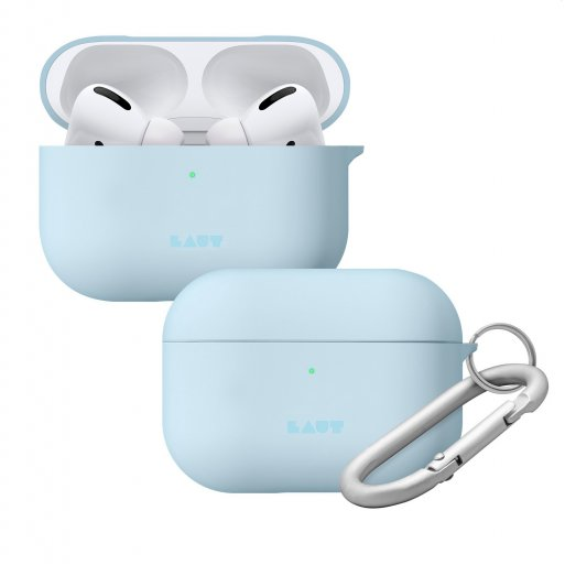 AirPods Case LAUT HUEX Pastels für Apple AirPods Pro - Blau