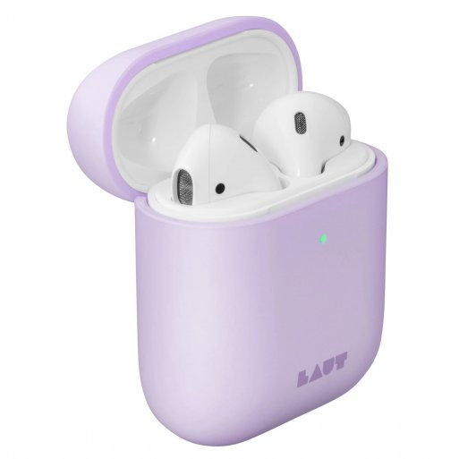 AirPods Case LAUT HUEX Pastels für Apple AirPods - Purple