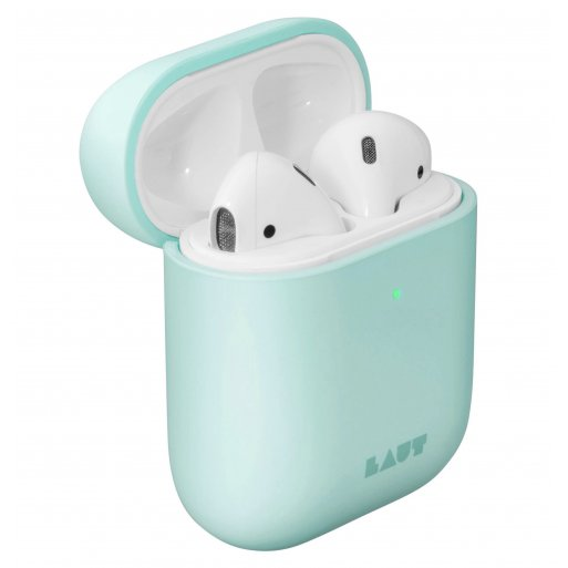 AirPods Case LAUT HUEX Pastels für Apple AirPods - Türkis