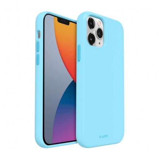 iPhone 12 mini Handyhülle LAUT HUEX PASTELS - Hellblau