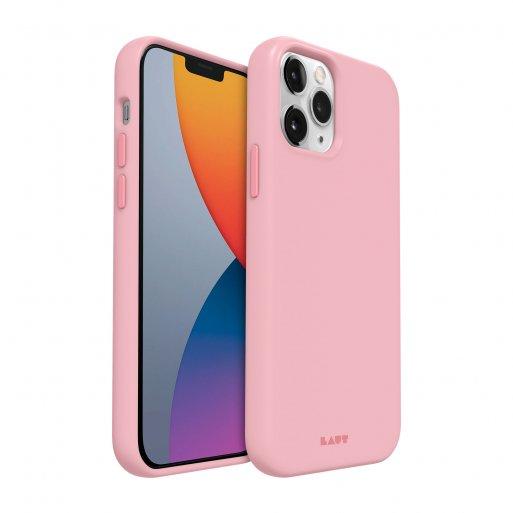 iPhone 12 mini Handyhülle LAUT HUEX PASTELS - Rosa
