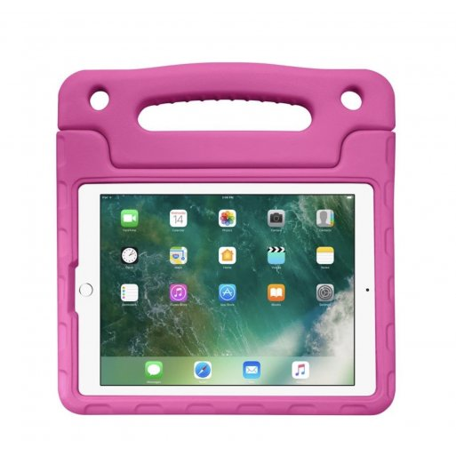 iPad 9.7 (2017) Hülle LAUT LITTLE BUDDY Schutzcase - Pink