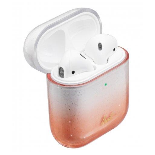 AirPods (1. & 2.Gen.) Case LAUT OMBRE Sparkle für Apple AirPods - Rosa