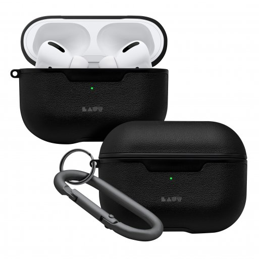 AirPods Case LAUT OXFORD für Apple AirPods Pro - Schwarz