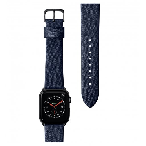 Apple Watch Armband LAUT PRESTIGE Armband 42/44mm - Blau