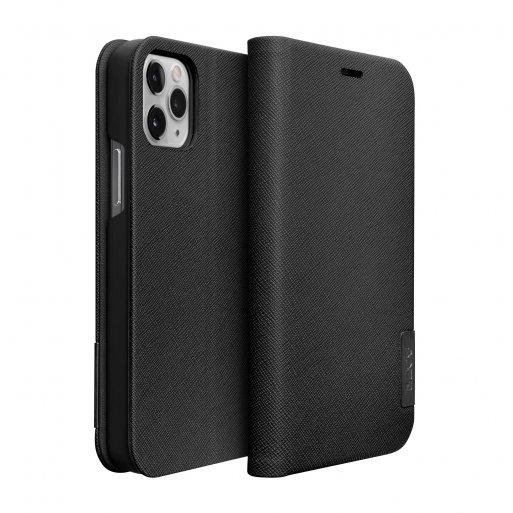 iPhone 12 Pro Handyhülle LAUT PRESTIGE Folio - Transparent