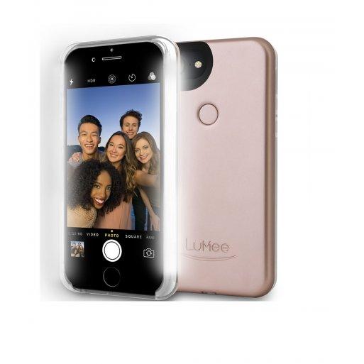 iPhone 6 Handyhülle LuMee II - Rosa