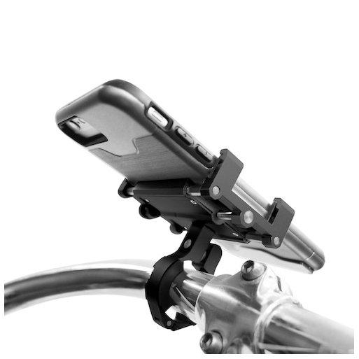 iPhone Halterung Macally Bikemount Fahrradhalterung - Schwarz