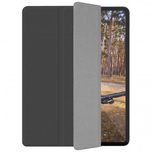 iPad Pro 12.9 (2018) Hülle Macally Bookstand Case - Dunkelgrau