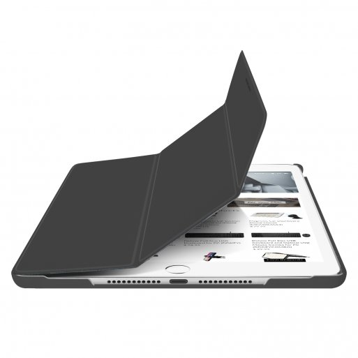 iPad Air Hülle Macally Bookstand Case - Grau