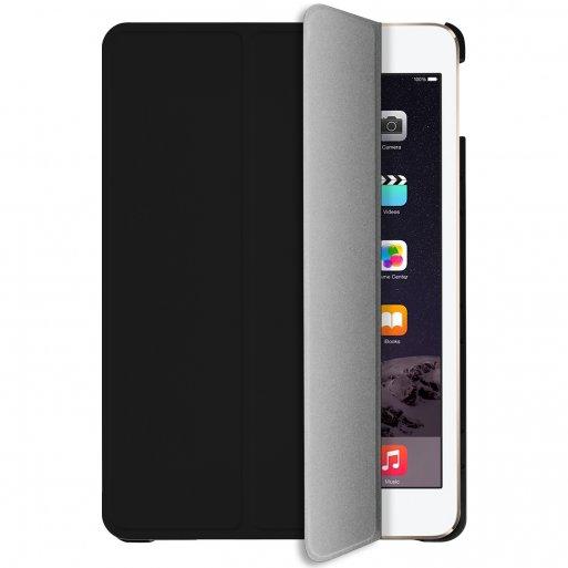 iPad 9.7 (2017) Hülle Macally Bookstand Case - Schwarz