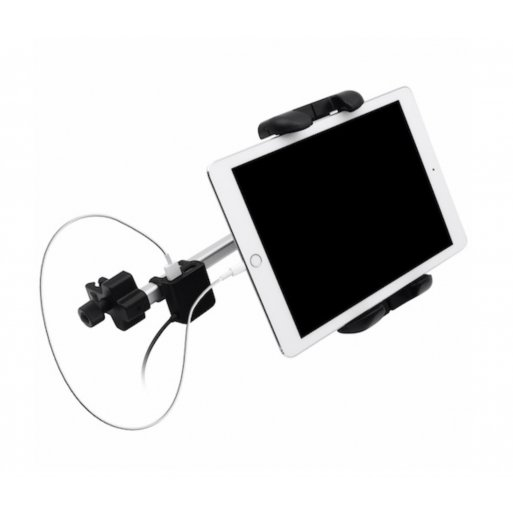 iPad Halterung Macally HRMOUNTPRO4UAC iPad Autohalterung - Schwarz