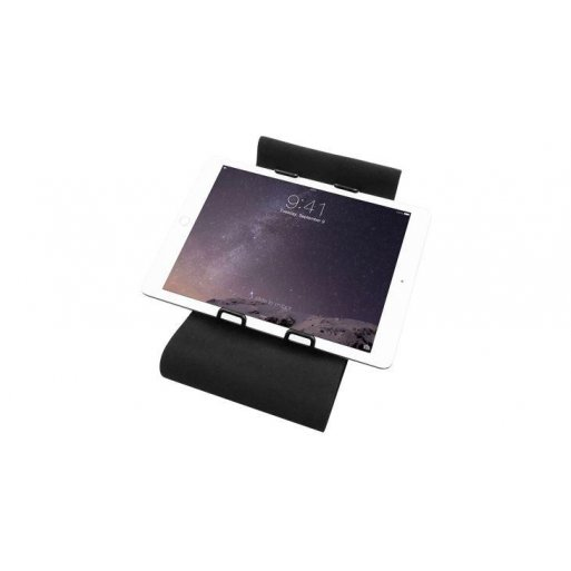 iPad Autohalterung Macally HRSTRAPMOUNT2 iPad Autohalterung - Schwarz