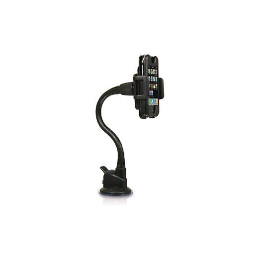 iPhone Halterung Macally mGrip Autohalterung - Schwarz