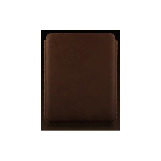 iPad Pro 9.7 Hülle more. Lederetui Sleeve - Braun