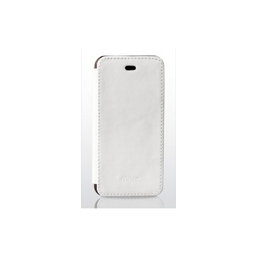 iPhone 6S Handyhülle more. Oak Wallet - Weiss