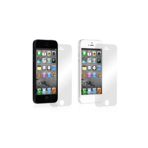 iPhone 5S Schutzfolie Moshi AirFoil Bildschirmschutz - Transparent