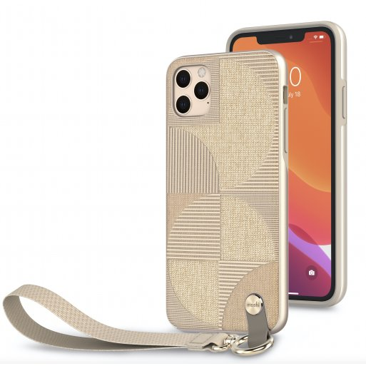 iPhone 11 Pro Max Handyhülle Moshi Altra - Gold