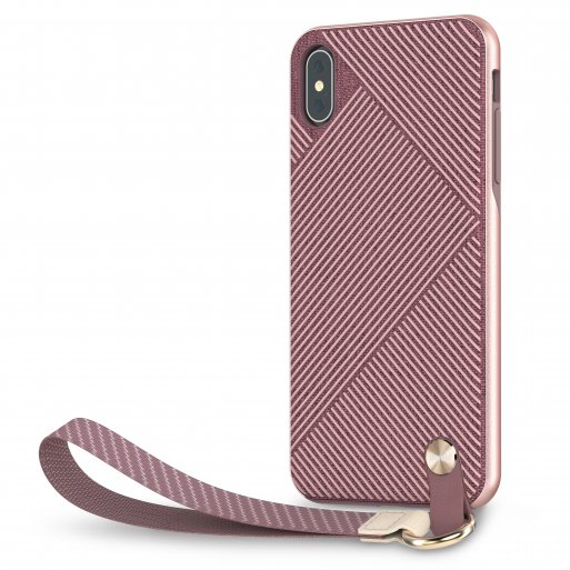 iPhone XS Max Handyhülle Moshi Altra - Pink