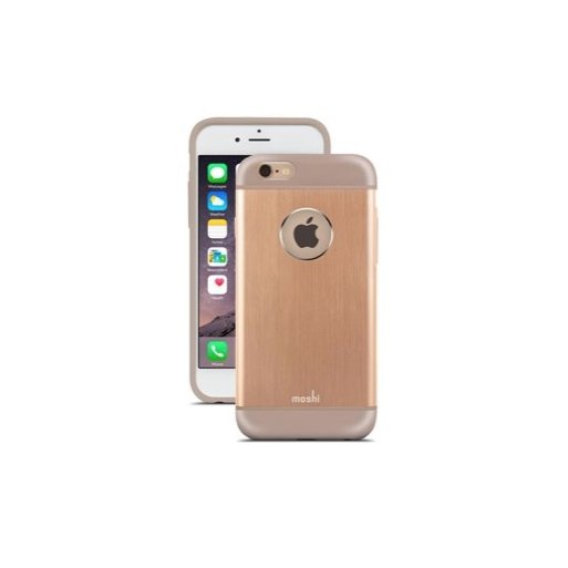 iPhone 6S Handyhülle Moshi iGlaze Armour für iPhone 6/6S (4.7'') - Orange