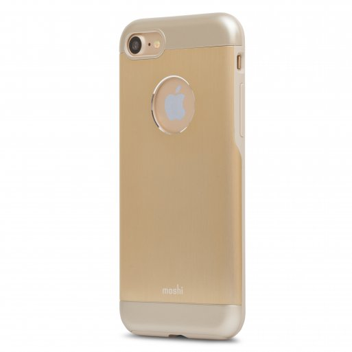 iPhone SE 2 (2020) Handyhülle Moshi iGlaze Armour - Gold