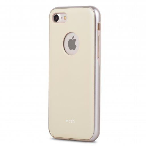 iPhone 7 Handyhülle Moshi iGlaze - Gelb