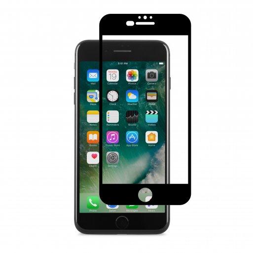 iPhone 8 Plus Schutzfolie Moshi iVisor Anti-Glare Bildschirmschutz - Schwarz