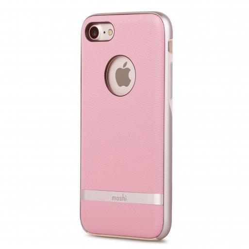 iPhone 8 Handyhülle Moshi Napa - Rose Gold