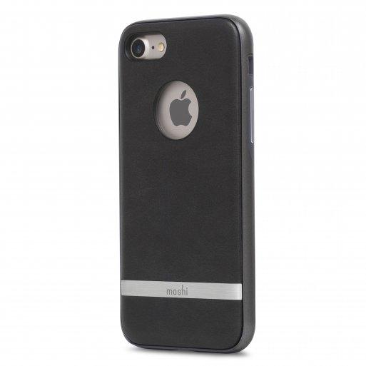 iPhone 8 Handyhülle Moshi Napa - Schwarz
