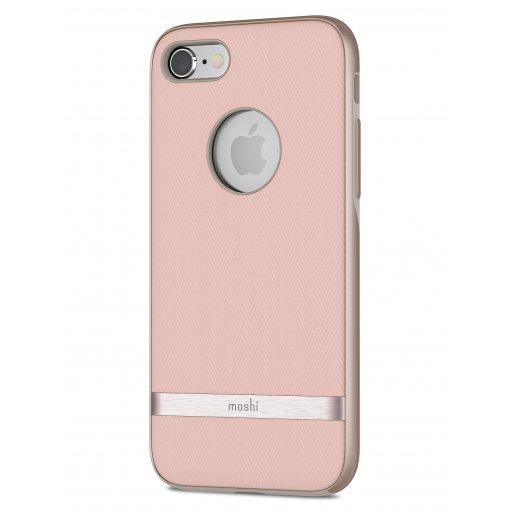 iPhone 8 Handyhülle Moshi Vesta - Pink