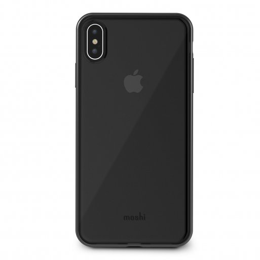 iPhone XS Max Handyhülle Moshi Vitros - Schwarz