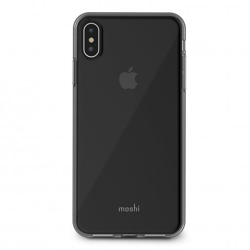 iPhone XS Max Handyhülle Moshi Vitros - Transparent